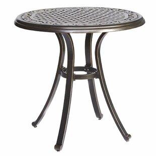 dali Aluminum Bistro Table