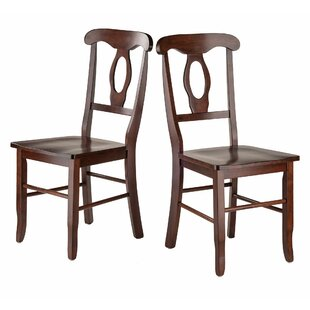 Edge Solid Wood Dining Chair (Set of 2) b..