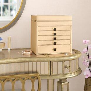 Best Deals Jewelry Box 5 Drawer Nightstand ByHouse of Hampton