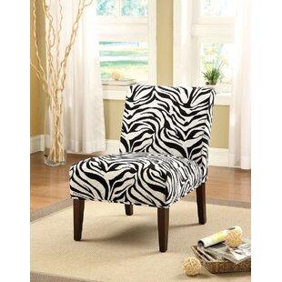 Rishel Slipper Chair by World Menagerie