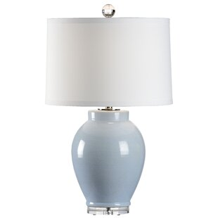 Find the perfect Mapletown 30 Ceramic Table Lamp By Darby Home Co