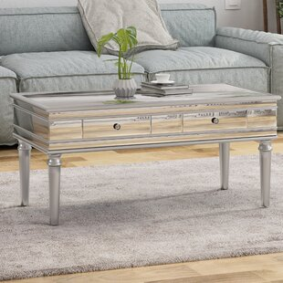 Callender Coffee Table with Storage by House of Hampton