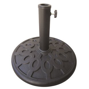 Ashmore Resin Free-Standing Umbrella Base by Lark Manor Read Reviews