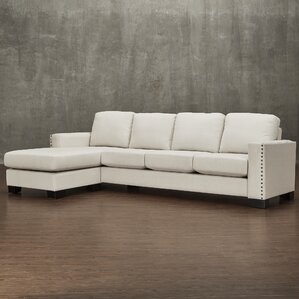 Blackston Reversible Sectional by Mercury Row