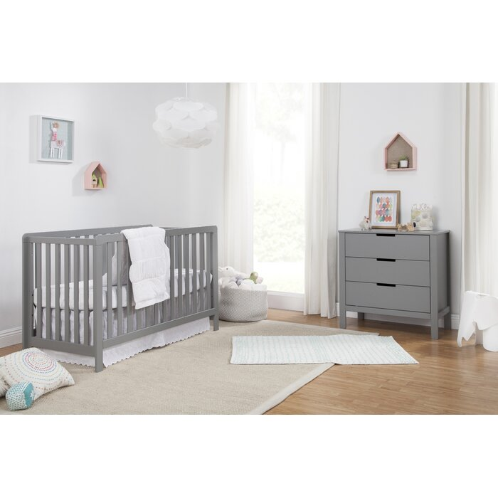 Colby Convertible Standard 2 Piece Nursery Furniture Set