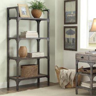 Killeen Etagere Bookcase Greyleigh