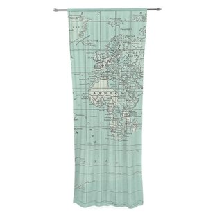 Old World Lace Curtains