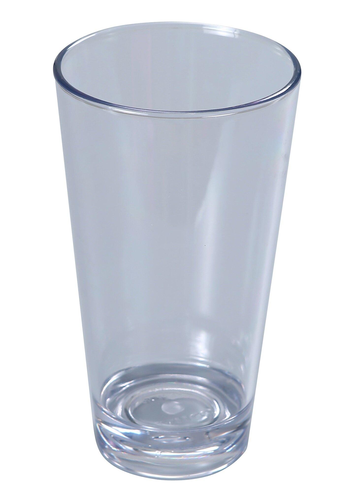 Red Barrel Studio Orndorff Mixing 16 Oz Plastic Pint Glass Wayfair