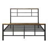 Adamson Platform Bed by 17 Stories