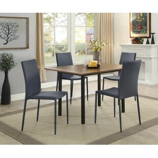 Foscot 5 Piece Dining Set by Ivy Bronx Coupon