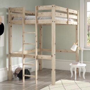 Compare Price Colburn High Sleeper Bed