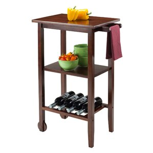 Stevenson Kitchen Cart by Luxury Home