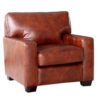 Hillcrest Club Chair Union Rustic