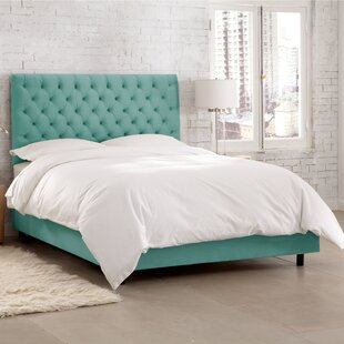 Hartwell Upholstered Panel Bed by Willa Arlo Interiors
