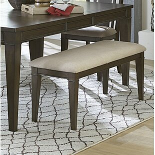 Gracie Oaks Hagood Upholstered Bench