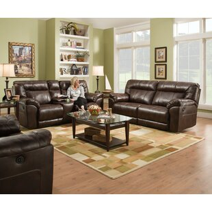 Darby Home Co Colwyn Reclining Configurable Living Room Set