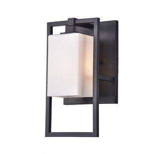 Kaysen 1-Light Armed Sconce by..