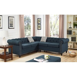 Darby Home Co Musa Modular Sectional