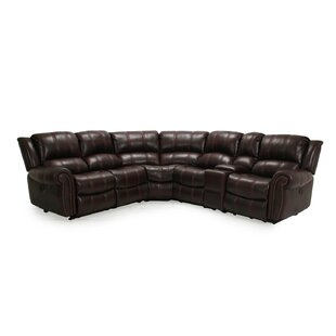 Gretna Reclining Sectional by Wildon Home®