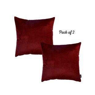 Decorative Velvet Throw Pillow Cover