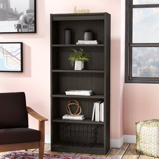 Alves Standard Bookcase by Mercury Row SKU:AA736442 Order