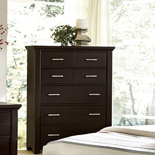 Bertram 5 Drawer Chest by DarHome Co 2019 Coupon