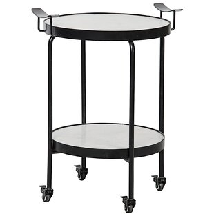 Noir Frances Tray Table