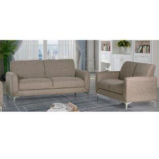 Geissler 2 Piece Living Room Set by Orren Ellis