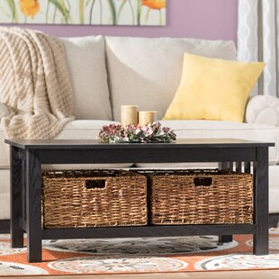 Beeston Coffee Table By Three Posts