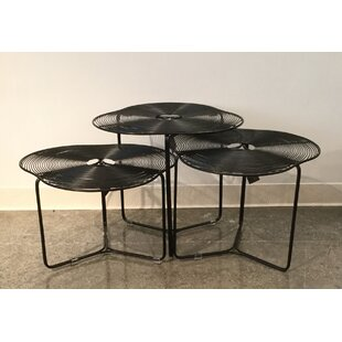 Reviews Schema a Cote 3 Piece Coffee Table Set By Oggetti