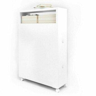 20 W x 285 H x 6 D FreeStanding Bathroom Cabinet by Gorifly Technology LLC