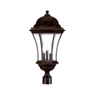 Looking for Prestbury Outdoor 3-Light Lantern Head By Charlton Home