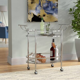 Wade Logan Pruitt Bar Cart