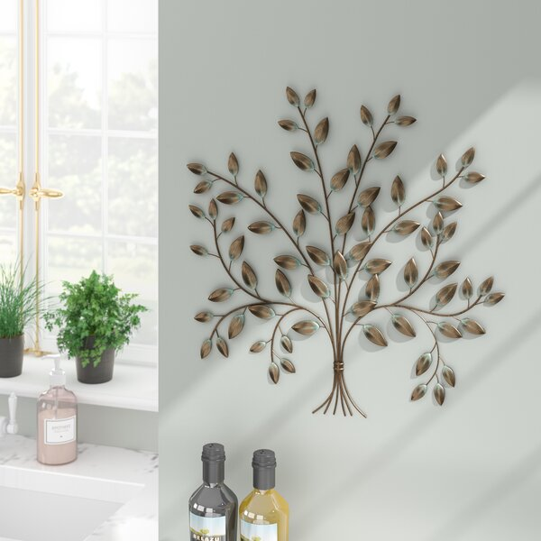 Marvelous Tree Of Life Wall Art Metal | Wayfair