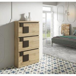 Johson 18 Pair Shoe Storage Cabinet By Ebern Designs