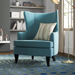 Daughtrey Wingback Chair