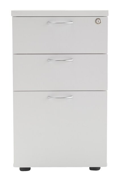 Under Desk 3 Drawer Filing Cabinet
