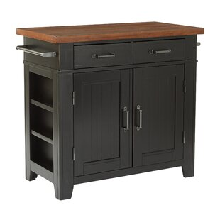 Louison Kitchen Island Gracie Oaks
