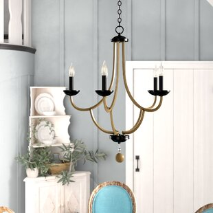 Winget 5-Light Candle Style Chandelier