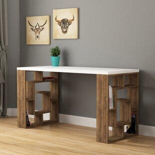 Inispollan Modern Desk by Ivy Bronx