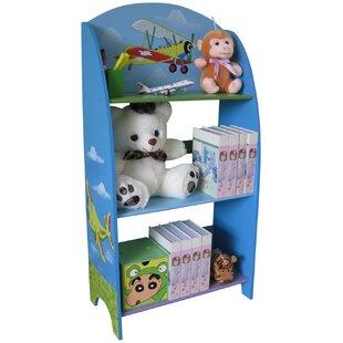 Gingrich 107cm Bookshelf By Zoomie Kids