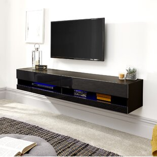 adf12537999b Wall Mounted Unit TV Stands & Entertainment Units You'll Love ...