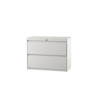 Trendway 2-Drawer Lateral Filing Cabinet