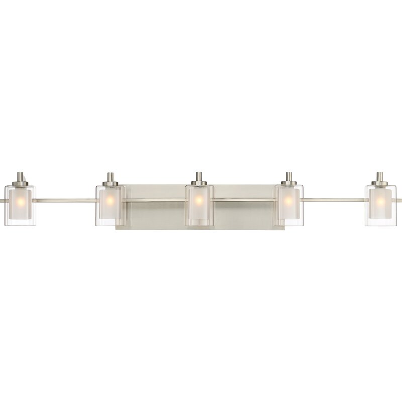 Aldrich 5-Light Vanity Light