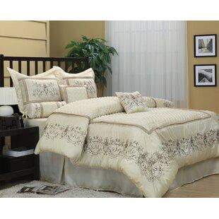 Vivian 7 Piece Comforter Set