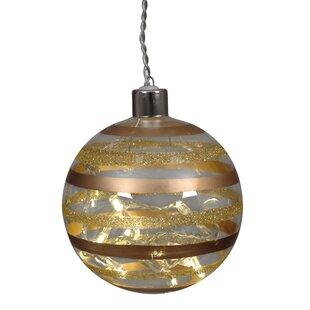 10 Light Globe Pendant Light Bulb Set (Set Of 2) By The Seasonal Aisle
