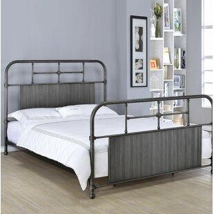 Gracie Oaks Audra Panel Bed