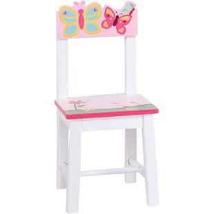 Compare & Buy Butterfly Buddies Kids Desk Chair (Set of 2) ByGuidecraft