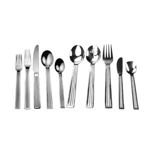 Splendide Vale 45 Piece Flatware Set, Service for 8