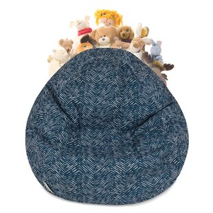 Stuffed Animal Toy Storage Bean Bag Chair